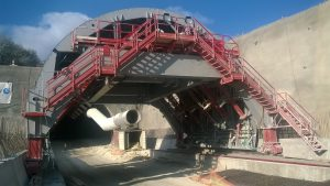 Tunnel Formwork - ISRAELE R16