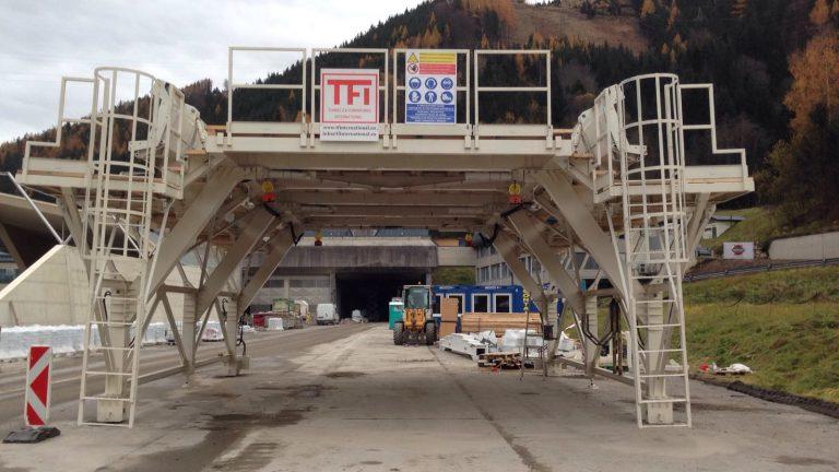 Austria Galleria Prodotti Gallerie Casseri Conci - TFI-Gleinalm-tunnel-