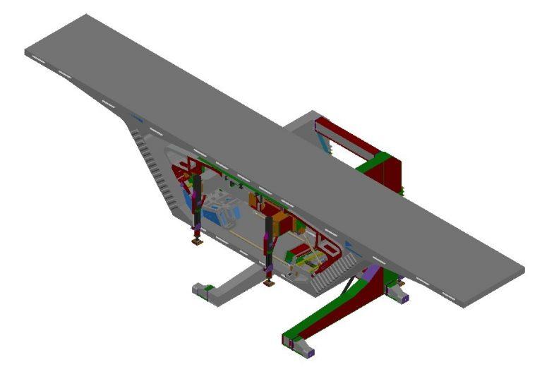 Tunnel Formwork - TFI-conci per ponti